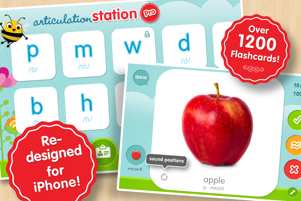 Articulation Station Pro - Educational App